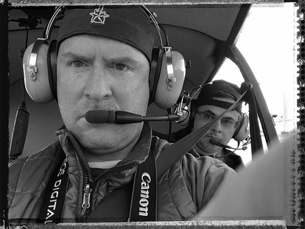 Bert Perry Drone Pilot