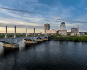 Memorial Bridge - Springfield, Massachusetts