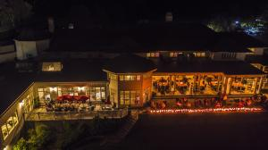 Night Balcony shot at Springfield Country Club